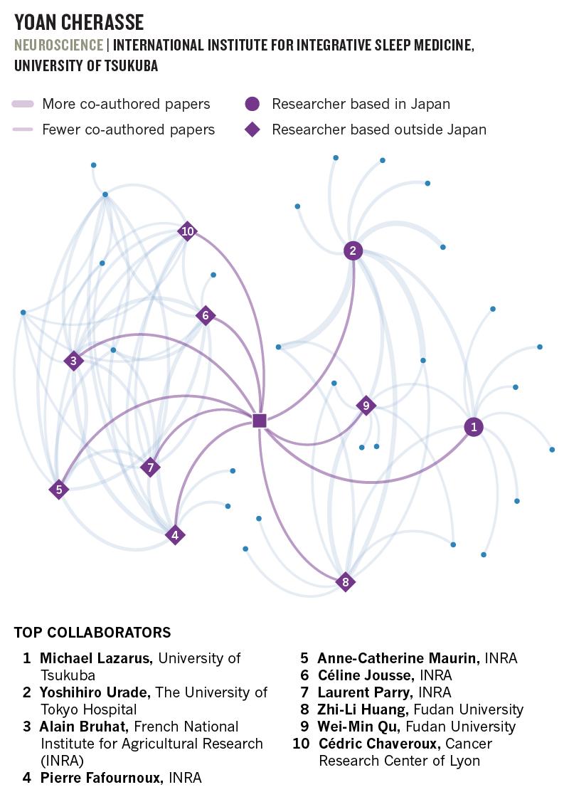Japan's global connectors