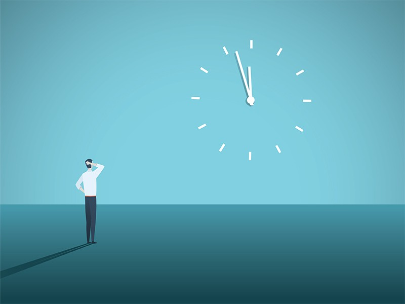 Six easy ways to manage your time better
