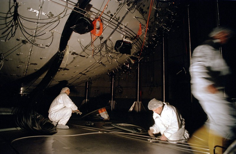 Italian physicists to stand trial for conditions in underground lab