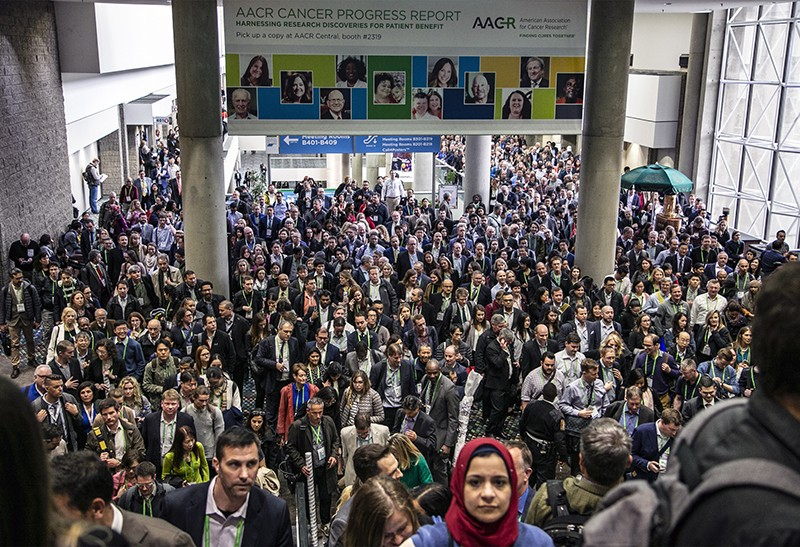 Atlanta, GA - The AACR 2019 Annual Meeting