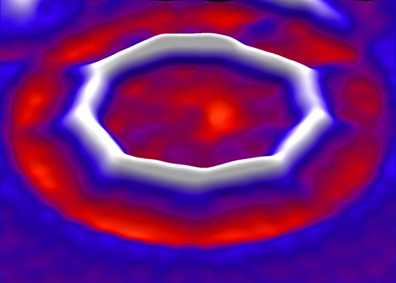 18-atom cyclocarbon