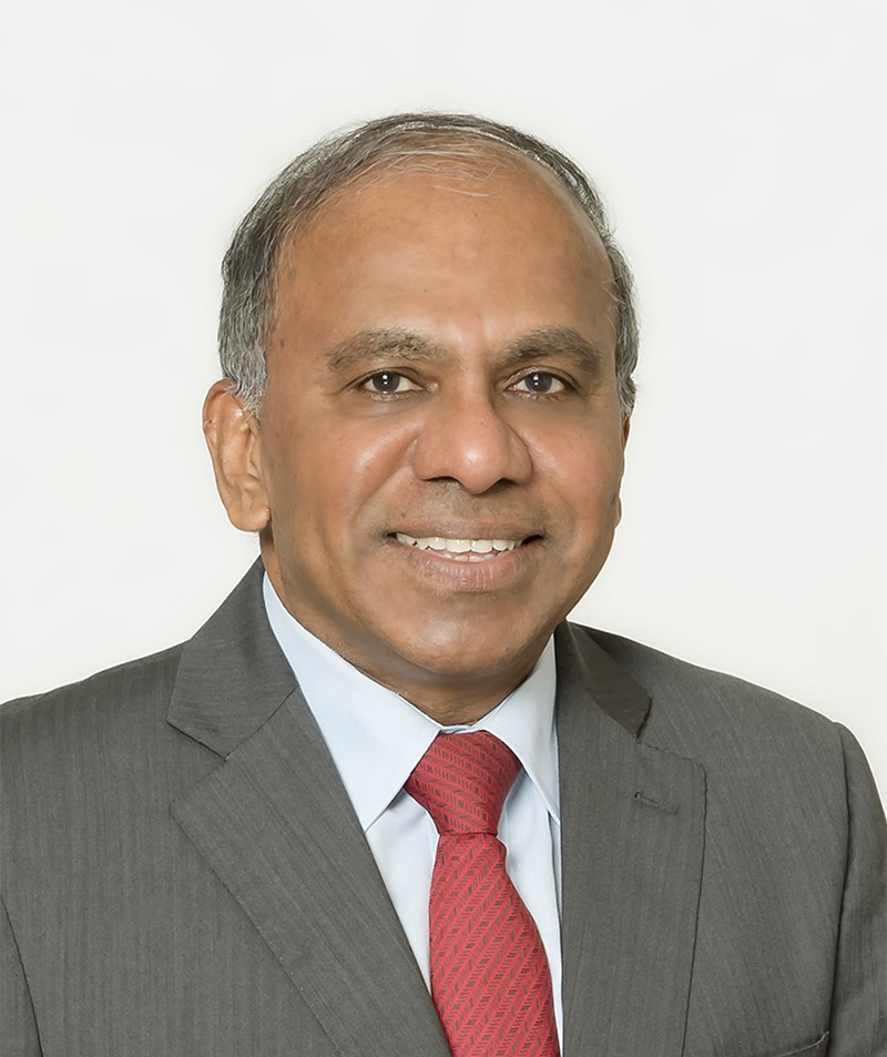 Photo of Professor Subra Suresh