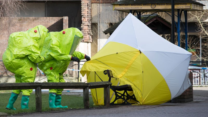 Counter-terror Police Take Charge Of Suspected Poisoning Case.