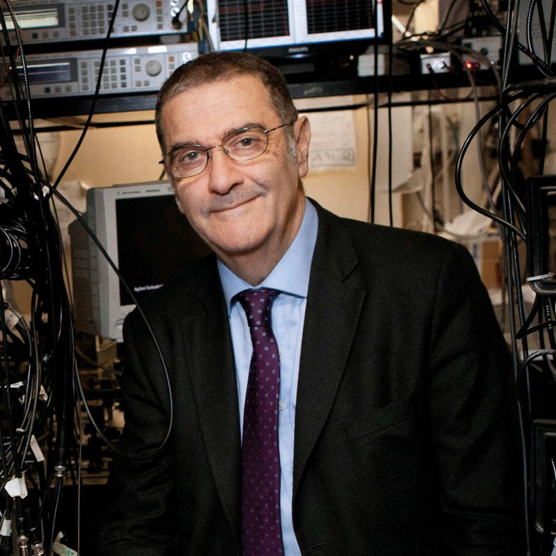 Serge Haroche, Chairman of Institute for Advanced Study