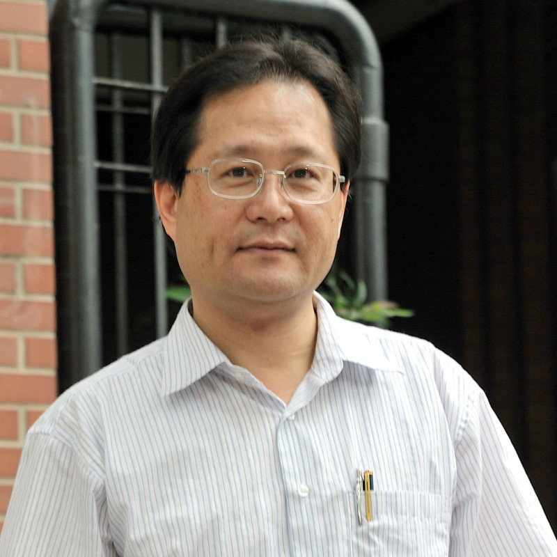 Jacob C. Huang, Executive Director of Institute for Advanced Study