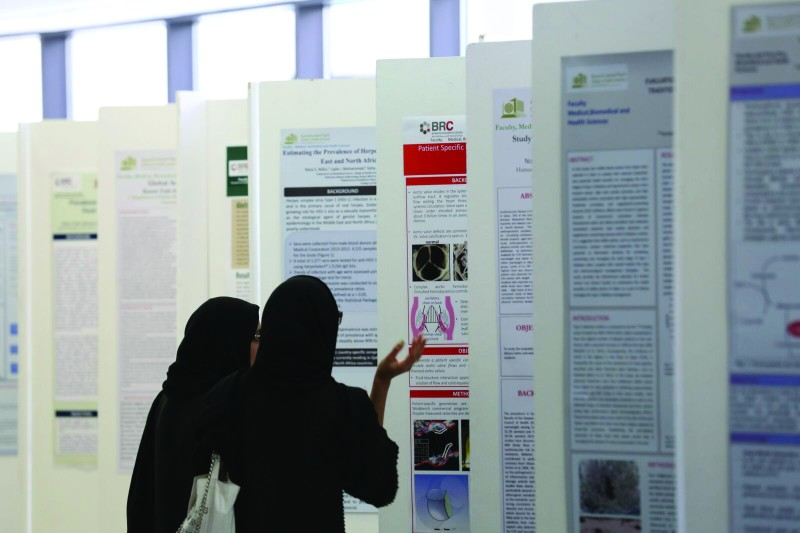 Qatar puts the pursuit of knowledge front and centre
