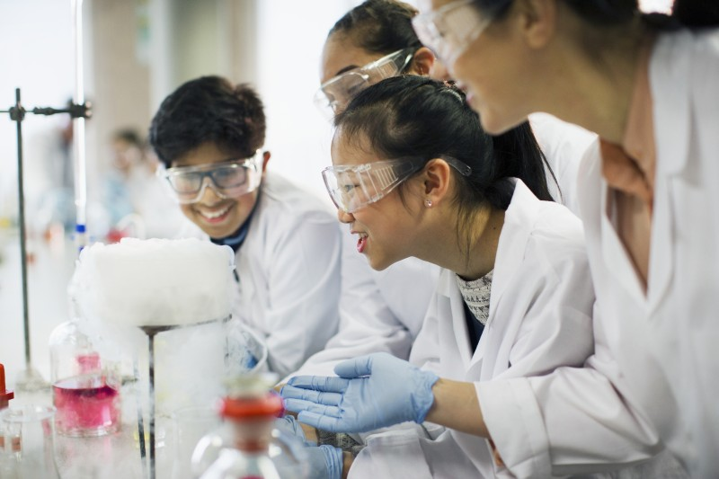Amgen Foundation's move to scale up science education